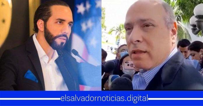Presidente Bukele le dice a Rodrigo Ávila que se ahorre sus órdenes de cómo manejar a la PNC cuando el fracaso siendo director
