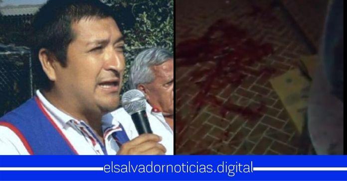 #ÚltimaHora┃ Alcalde de Soyapango confirma que disparos hacia sindicalistas salieron desde alcaldía