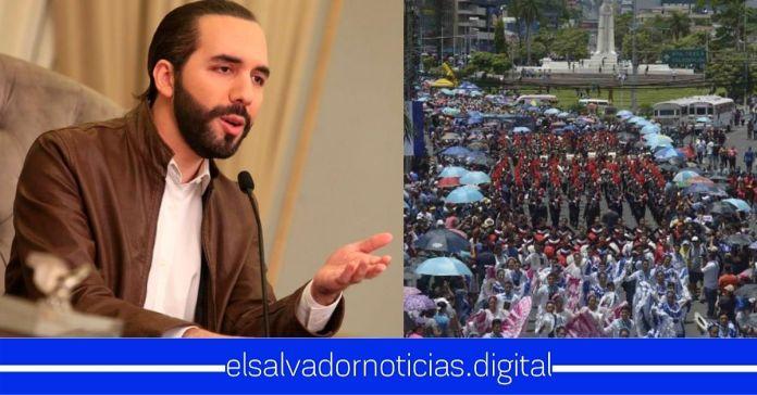 Gobierno informa suspensión de actividades cívicas del 15 de septiembre