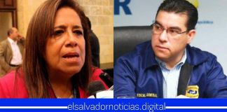 Nidia Díaz afirma que la Asamblea se encamina a destituir a Raúl Melara por resolver casos de corrupción solo por complacer a Bukele