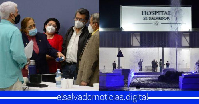 Hospital El Salvador en riesgo de funcionamiento gracias a irresponsabilidad de los diputados