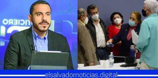 Ministro Alabi pide de manera respetuosa y humilde a los diputados que apoyen al Ministerio de Salud