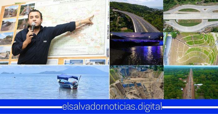Ministro Romeo Rodríguez comparte grandes proyectos que han realizado y están por entregar a El Salvador