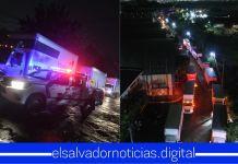 De día y de noche equipo de Obras Públicas se desplazan en diferentes puntos del país, para continuar con la entrega de paquetes alimentarios