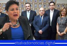 Margarita Escobar sobre blindaje a transportistas: «La Sala siempre le da la razón a la Asamblea»