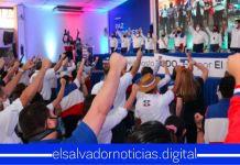 ARENA afirma que en febrero 2021 van a recuperar a El Salvador
