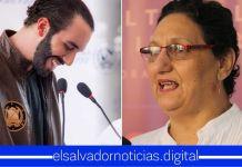 Lorena Peña segura que el próximo año el FMLN seguirá dominando la Asamblea