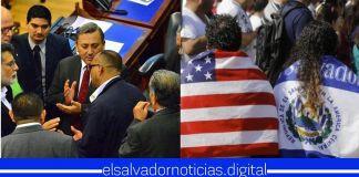 FMLN y ARENA dejan fuera una vez más a salvadoreños en el exterior para las próximas elecciones