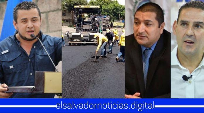 Romeo Rodríguez le cumple a los salvadoreños, mientras los alcaldes roban el FODES