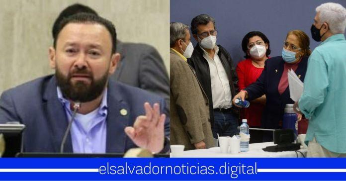 Guillermo Gallegos propone que no se pague salario a los diputados lo que falta de esa legislatura