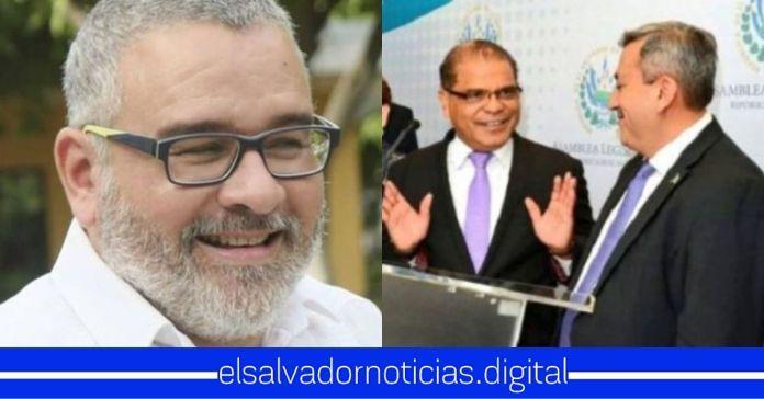 Mauricio Funes invoca al FMLN y ARENA a destituir al Presidente Bukele según él por «incapaz»