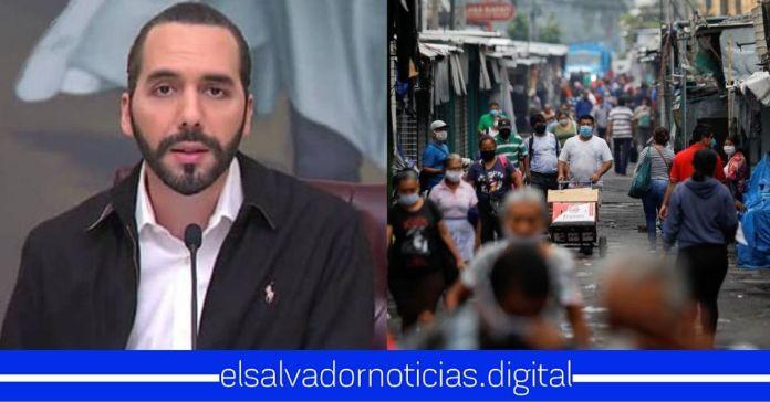 Presidente Bukele afirma que lastimosamente El Salvador ha entrado en un rebrote de casos de Coronavirus