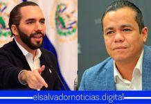 Presidente Bukele dice sentirse orgulloso del Ministro de Hacienda, ya que representa al pueblo salvadoreño