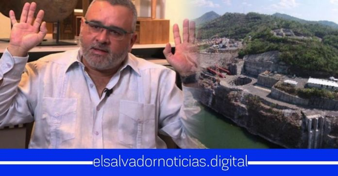Mauricio Funes admite de forma pública que construcción de presa El Chaparral fue la mayor corrupción del FMLN
