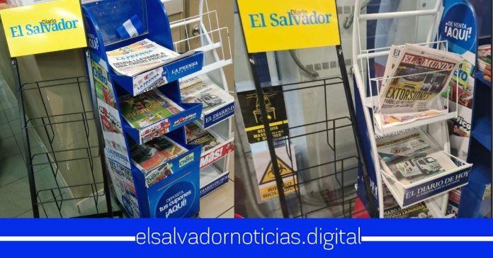 Diario El Salvador se convierte en el periódico más vendido a nivel nacional