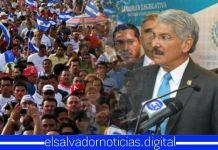 Salvadoreños exigen que se haga examen psicológico OBLIGATORIO a todos los diputados