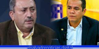 Carlos Reyes extorsiona al Ministro de Hacienda exigiendo el FODES si quiere que se apruebe el Presupuesto General de la Nación