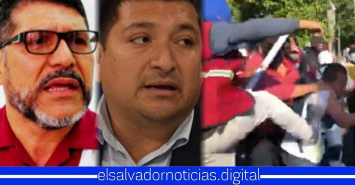 Alcaldes planean nuevo ataque a la población salvadoreña, con bloqueos masivos de calles para exigir FODES