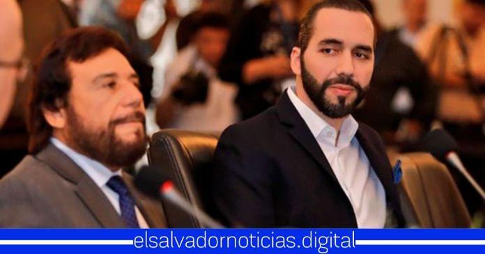 Presidente Bukele destaca legado de Félix Ulloa padre, por permitir que El Salvador tenga un Vicepresidente que de todo por su nación