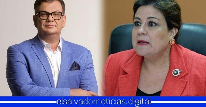 Christian Guevara reta a diputada Margarita Escobar para debatir con argumentos en vivo