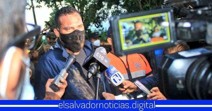 Ministro de Gobernación decreta alerta roja en zona del deslave en Nejapa