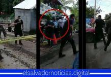 Empleados de la alcaldía de Nejapa ultrajan e insultan a Ministros que dieron todo en intensa búsqueda de víctimas