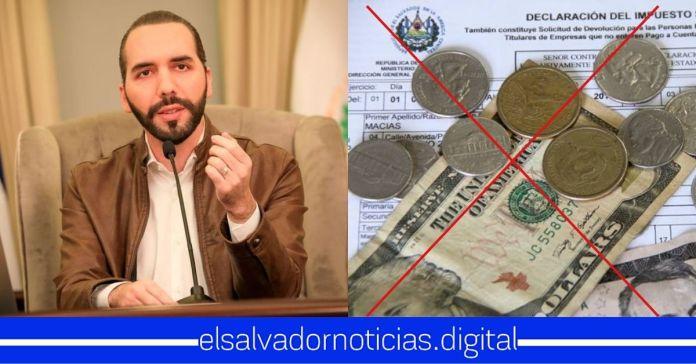 Nayib Bukele eliminará impuestos en el presupuesto 2021, con los que el FMLN le robaba al pueblo