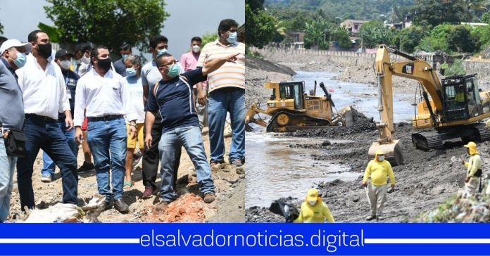 Ministro Romeo Rodríguez mantiene constante monitoreo en zonas vulnerables del país brindado solución, no como los corruptos alcaldes