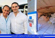 """Alcalde de ARENA confiesa el """"DESVÍO"""" de los paquetes alimentarios"""