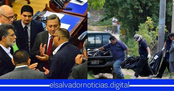 Salvadoreños afirman que ARENA y el FMLN son los responsables del repunte de homicidios en el país