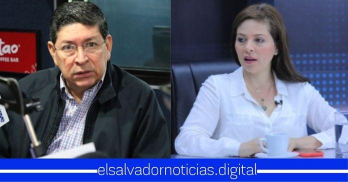 Bertha Deleón pretender extorsionar a Walter Araujo con 20,000 dólares para hacer su campaña política