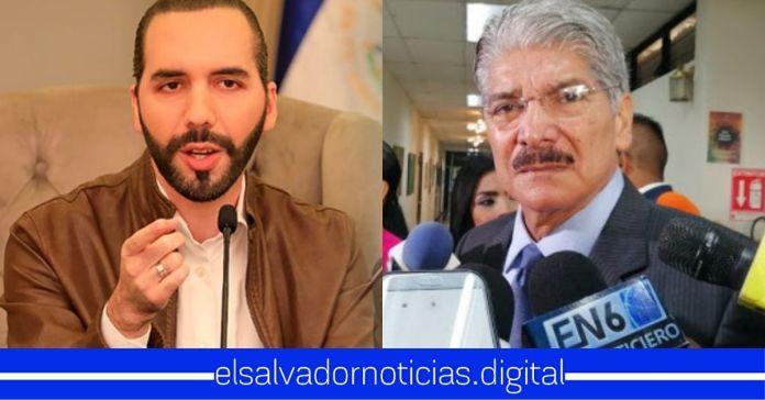 Norman Quijano critica el Plan Control Territorial, insinuando que no sirve para nada al país