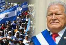 Salvadoreños cuestionan ¿Dónde esta Sánchez Cerén? luego de haber hurtado $58.7 millones al Estado para depositarlo a cuentas personales del FMLN