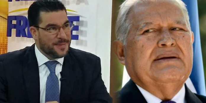 Raúl Melara tiene la información completa para procesar a Sánchez Cerén por ROBO MILLONARIO al Estado pero mantiene encajonados los documentos