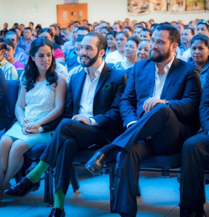 Mario Durán entrega su cargo como Ministro de Gobernación, para seguir trabajando por el pueblo en San Salvador