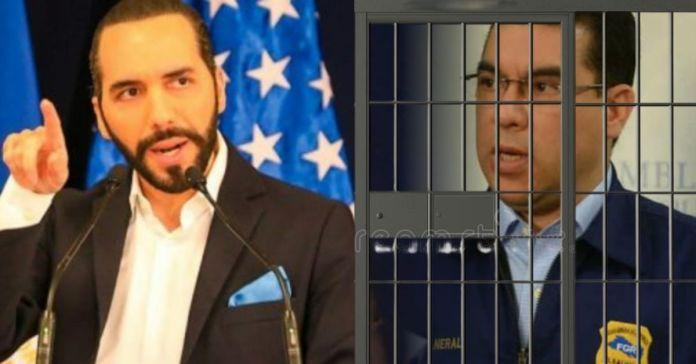 Nayib Bukele advierte a Raúl Melara que podría terminar preso cuando lo traicione ARENA