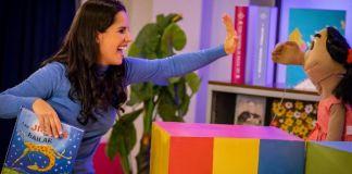 Primera Dama junto al MINED lanzan nuevos contenidos en la franja educativa televisiva para reforzar el aprendizaje de los niños y niñas del país