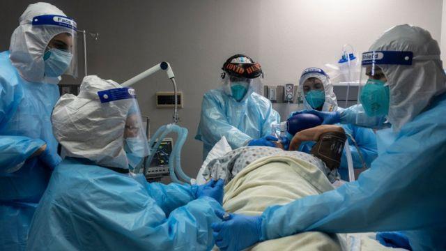 Estados Unidos confirma primer caso de Coronavirus de la nueva cepa británica
