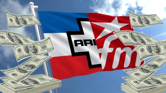 FMLN y ARENA han tomado mas de $200 MILLONES de los impuestos del pueblo, según estimaciones den tribunal supremo electoral