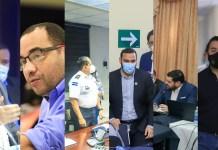 En tres días, los diputados han convocado a 4 ministros, un presidente de autonoma y el director de la PNC a perder el tiempo en la Asamblea.
