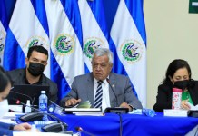 Diputados no dejan presentar su defensa en la comisión especial de antejuicio contra Mauricio Arriaza Chicas