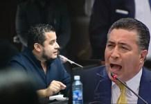 Portillo Cuadra llama galerón al Hospital El Salvador a pesar de ser el lugar donde se han salvado cerca de 2,000 vidas del COVID-19