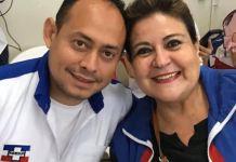 Margarita Escobar pide perdón por errores cometidos por el alcalde de Ilopango Adán Perdomo