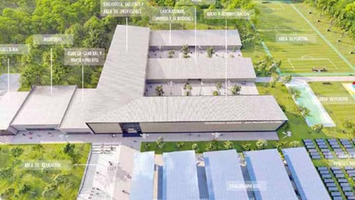 El Salvador firmará convenio con el Tecnológico de Monterrey para construir nuevo campus de la UES en San Francisco Gotera