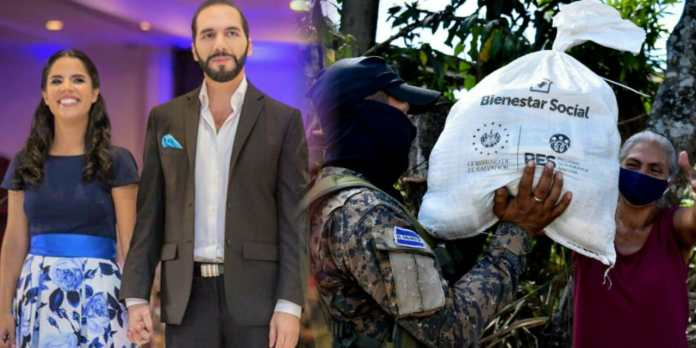 Presidente Bukele sigue haciendo llegar alimentos a cada rincón de El Salvador para beneficiar a todas las familias salvadoreñas