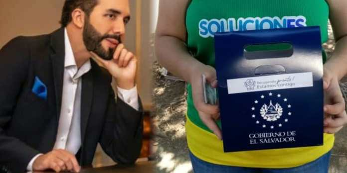 Presidente Bukele continúa haciendo llegar kits de medicamentos para que los salvadoreños sigan enfrentando el Coronavirus