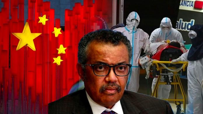 OMS acusa a China de no permitir investigaciones sobre el COVID-19, luego de que el país bloqueo la entrada de investigadores internacionales