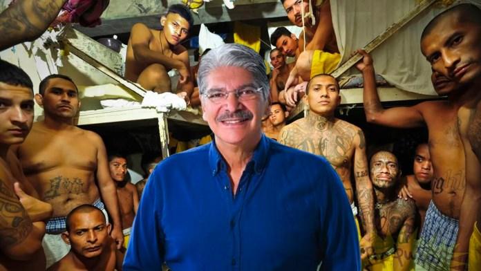 Demandan a Norman Quijano para que no siga en su candidatura por el Parlacen, se entregó la denuncia al TSE ya que Norman está involucrado con pandillas