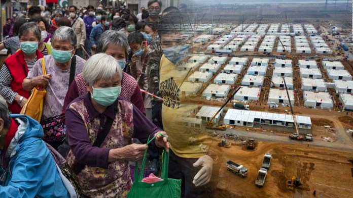 China reconstruye centros de cuarentena porque está al borde del colapso por COVID-19. Esto luego que se está enfrentando a una nueva ola
