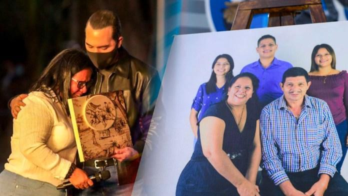 El Cubo llevará el nombre de Rigoberto, un joven comprometido con la juventud y murió por causa de la violencia el país